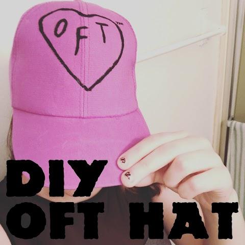 DIY OFT Hat