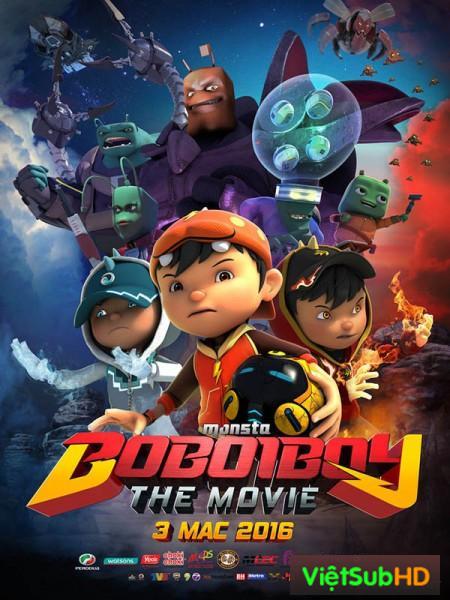 BoBoiBoy Phiêu Lưu Ký