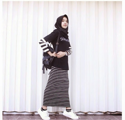 Trend fashion anak kuliah