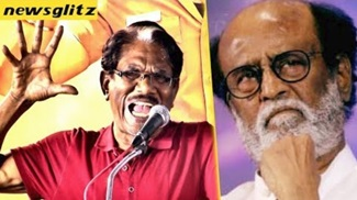 Bharathiraja about Rajini Political Entry