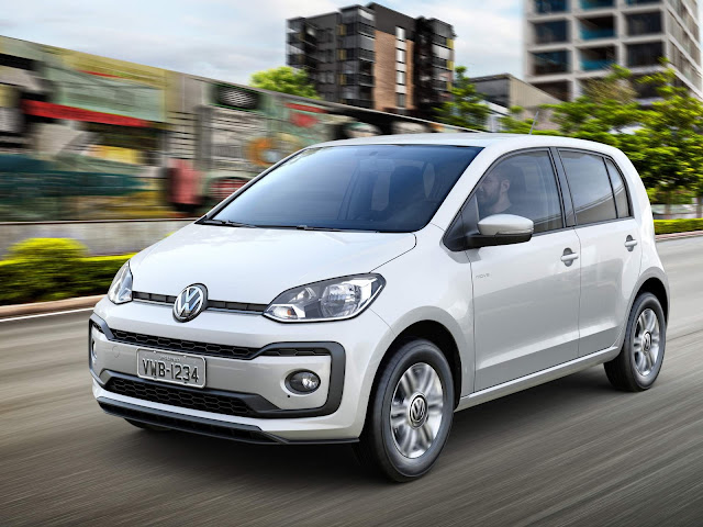Volkswagen Up! MPI