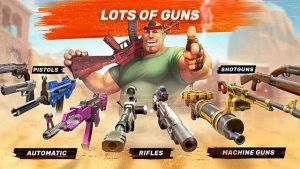Guns of Boom MOD APK