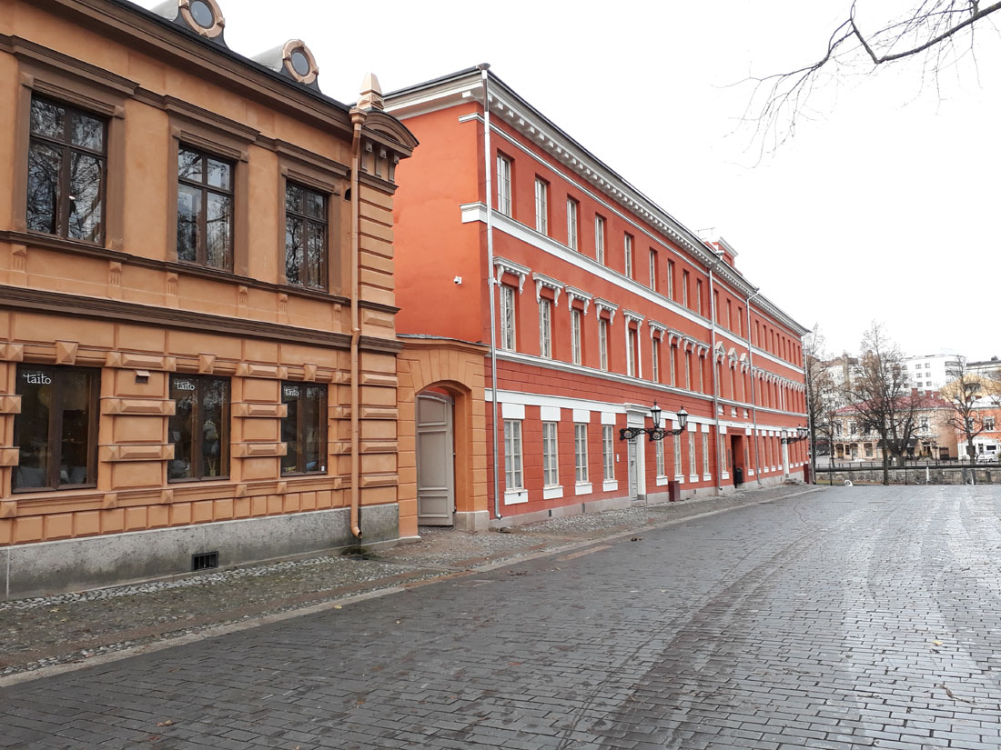 Palazzi a Turku