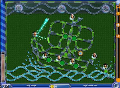 模擬人生嘉年華之轟炸彈力球(The Sims Carnival Bumper Blast)!
