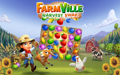 FarmVille Harvest Swap Mod Apk v1.0.3295 Infinite Lives