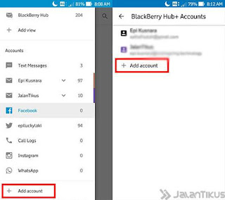 BlackBerry Hub+ Apk