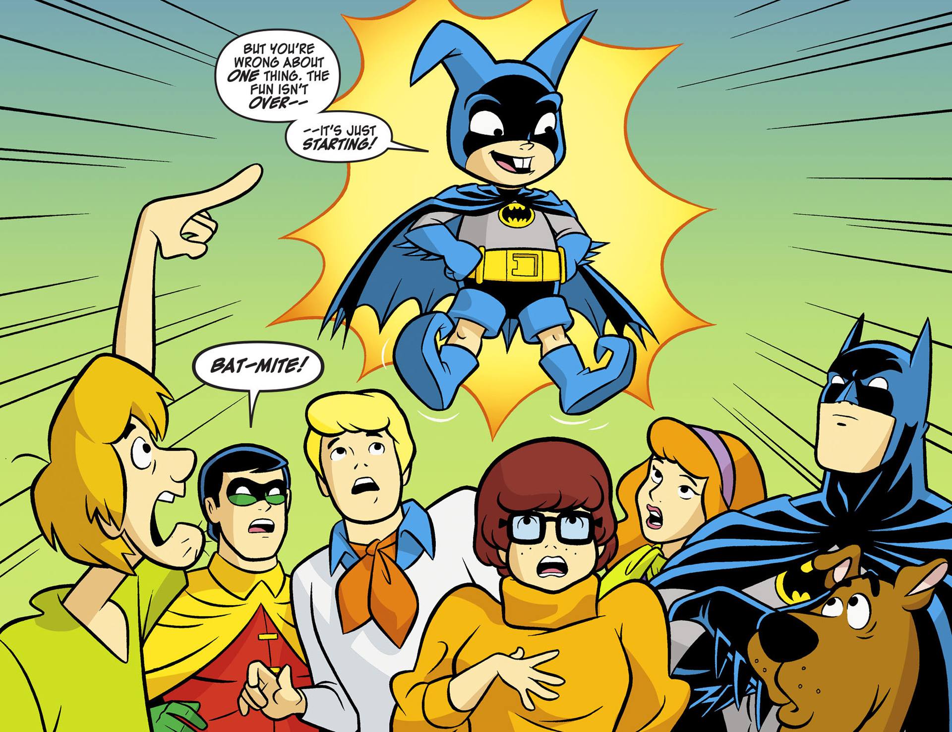 Read online Scooby-Doo! Team-Up comic -  Issue #5 - 8