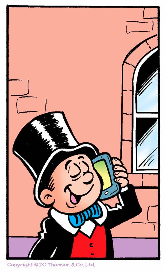 lew stringer comics lord snooty starts today