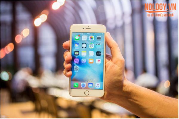Đánh giá thời lượng sử dụng pin iphone 6s plus cũ
