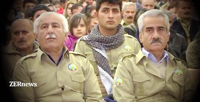 Kürdistan Bağımsızlık Referandumu HDK i KDP iran