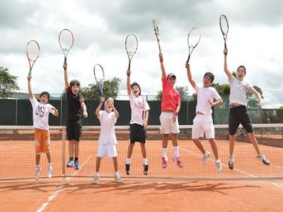 Torneo Infantil de tenis