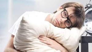 Tips Untuk Anda Yang Sering Alami Susah Tidur