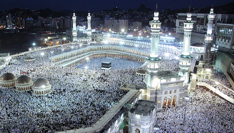 Malam 27 Ramadhan, Lebih Dua Juta Jamaah Padati Masjidil Haram