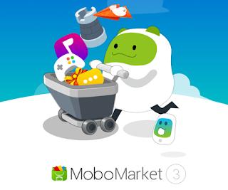 Download mobomarket gratis, aplikasi apk untuk perangkat android
