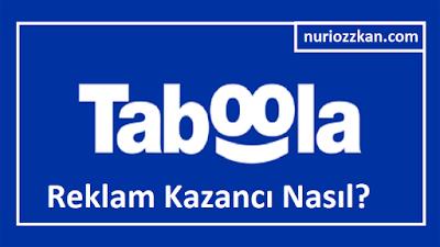 Taboola Reklam Kazancı Nasıl
