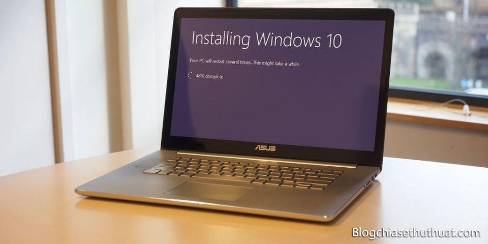 """Cài Windows không cần USB với phần mềm WinToHDD - Giúp bạn trở thành """"chuyên gia cài win dạo"""""""