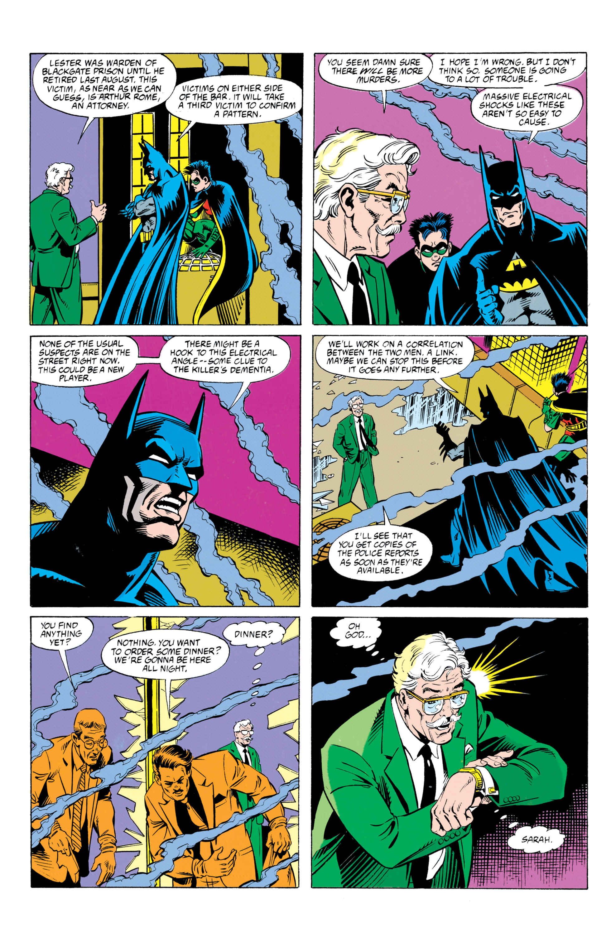 Detective Comics (1937) 644 Page 9