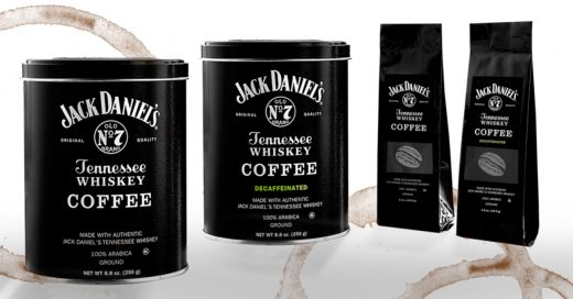 Jack Daniel's quiere llenar tus mañana con su café sabor whisky