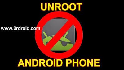 تعرف على افضل طريقة لحذف الروت من هاتفك دون أى مشاكل