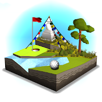 OK Golf premium MOD APK unlimited money