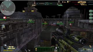 [TruyKichZombie] Dsr-1 truy kích súng ngắm với zombie