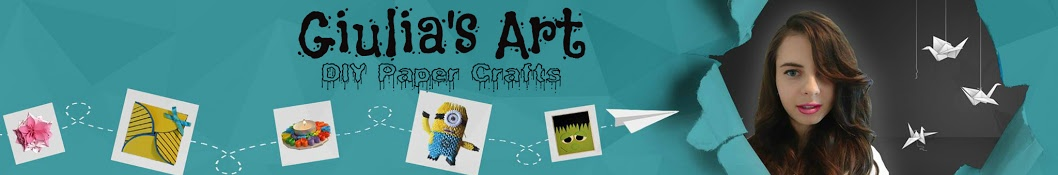DIY Paper Crafts - Giulia's Art