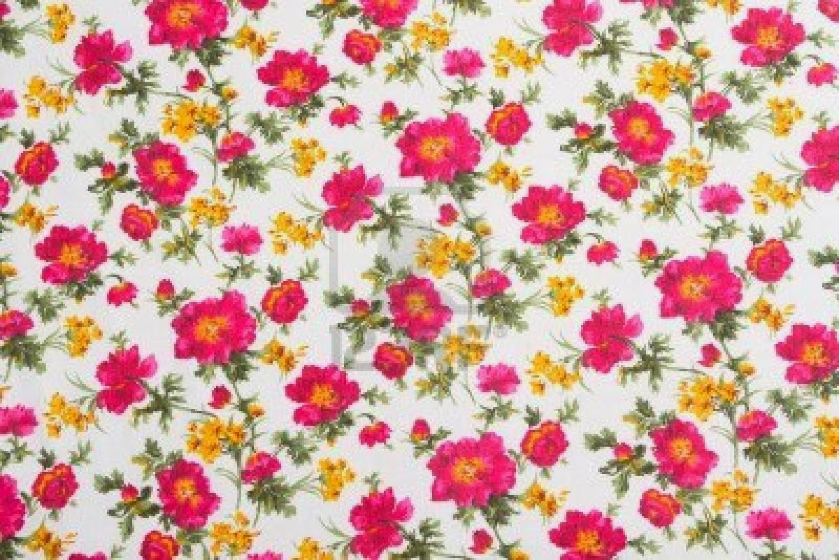 Floral Print Iphone Wallpaper Moons Flower Flower Tumblr