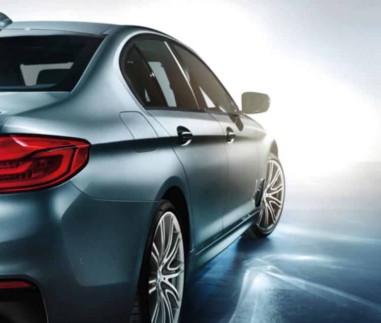 2019 BMW 5 Series Exterior Design
