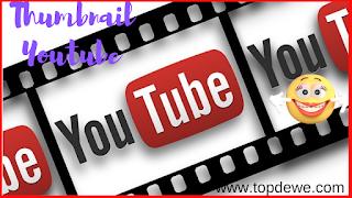 Cara Membuat Thumbnail Youtube Custom Online Dalam 5 Menit!