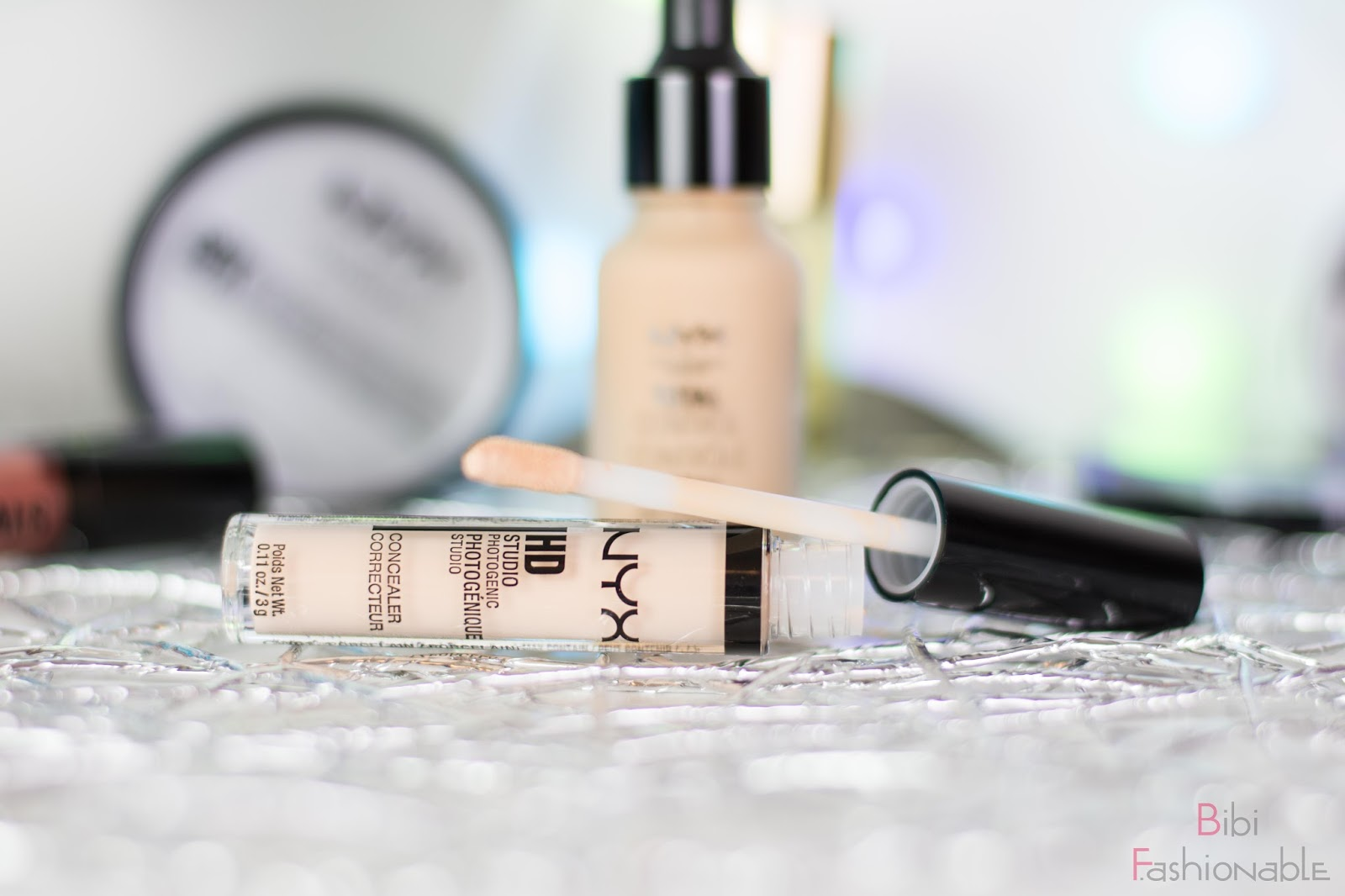 NYX Crazyness NYX HD Studio Photogenic Concealer