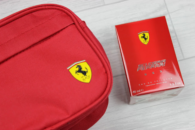 A review of Ferrari Red Eau de Toilette Gift Set