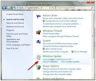 telah menyediakan fitur Automatic update yang berfungsi untuk untuk mengupdate windows se Cara Mematikan Windows Update
