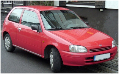Toyota Keluaran terlama