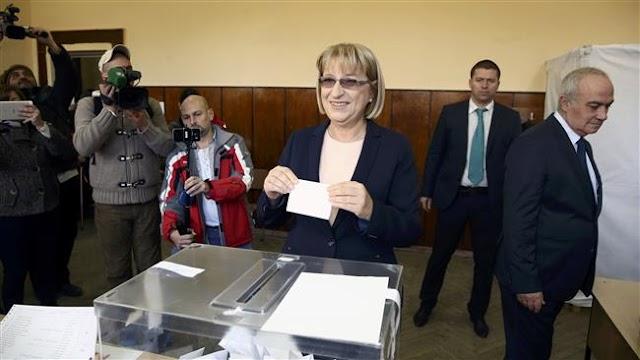 Rumen Radev wins Bulgaria election, exit polls show