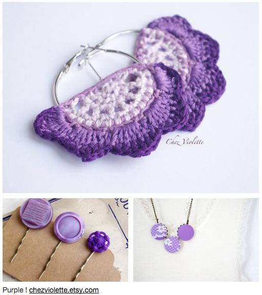 Purple - www.chezviolette.net