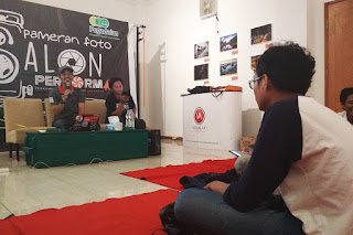 wokshop salon foto indonesia di pameran foto performa makassar