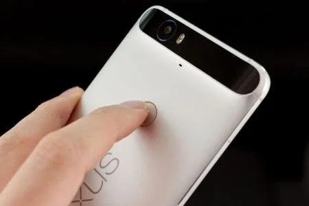 fitur fingerprint ponsel