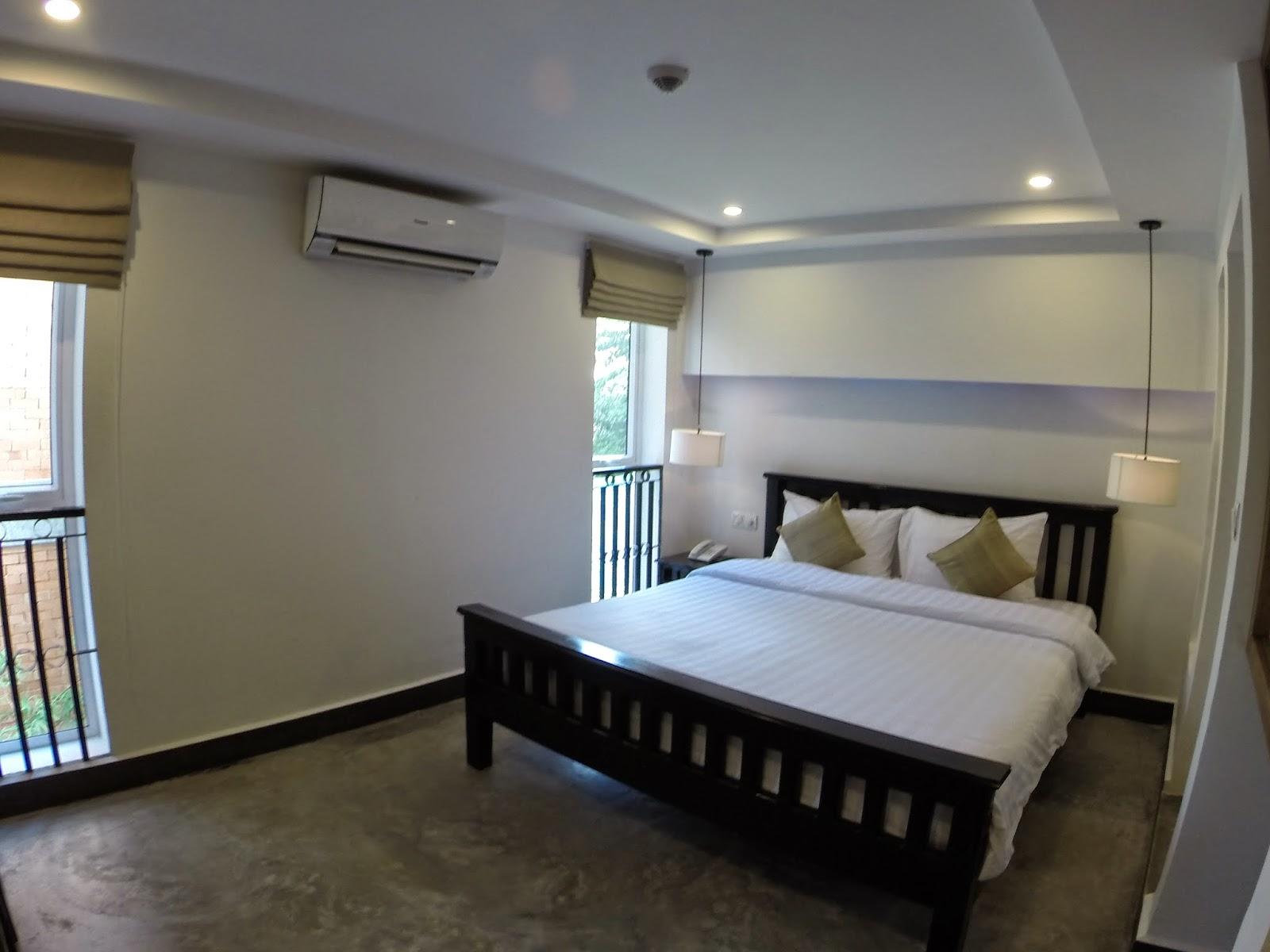 Quarto do Hollywood Angkor Boutique Hotel