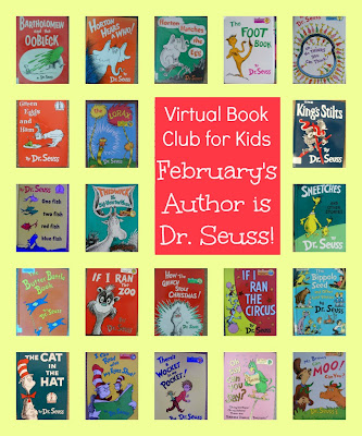 Crafty Moms Share: Virtual Book Club for Kids: Dr. Seuss ...