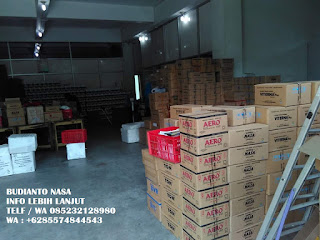 AGEN STOKIS NASA DI Hinai, Langkat - TELF 082334020868