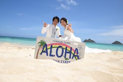 Hawaiian Postcard