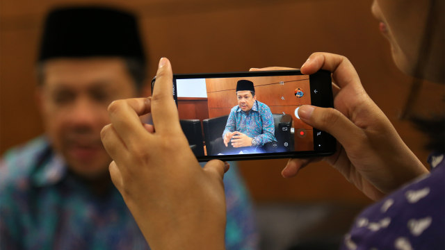 Fahri Hamzah Sentil Wiranto soal Ancaman Tutup Media