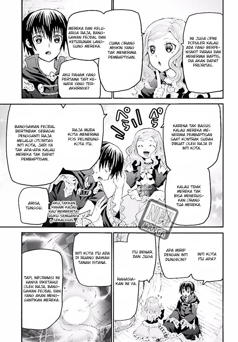 Death March Chapter 32 Bahasa Indonesia
