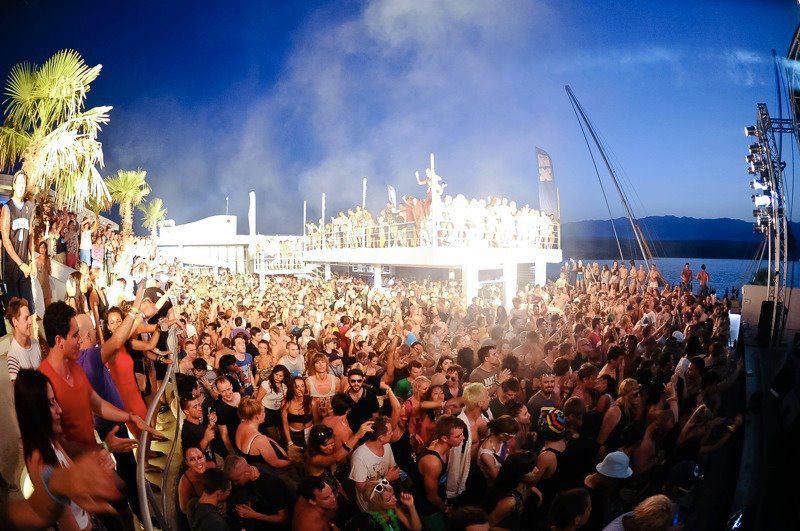 Party Kroatien