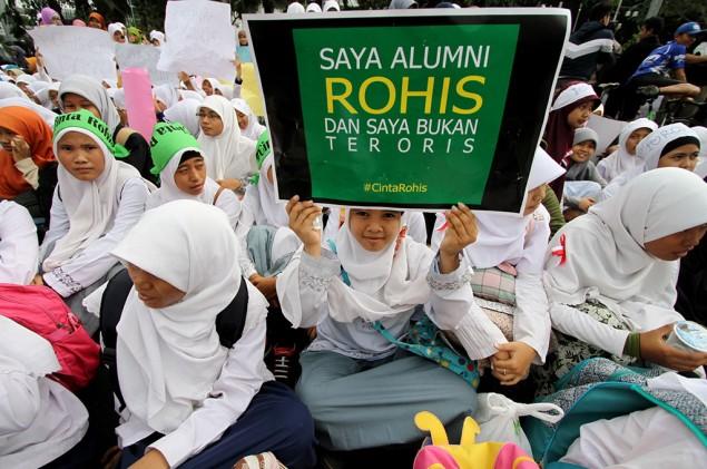 Jaringan Teroris Sasar Remaja, Kemenag: Perkemahan Rohis Akan Perkuat Pesan Damai dan Cinta NKRI