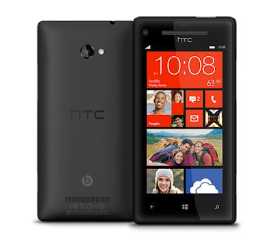 Thay màn hình cảm ứng HTC 8x chính hãng