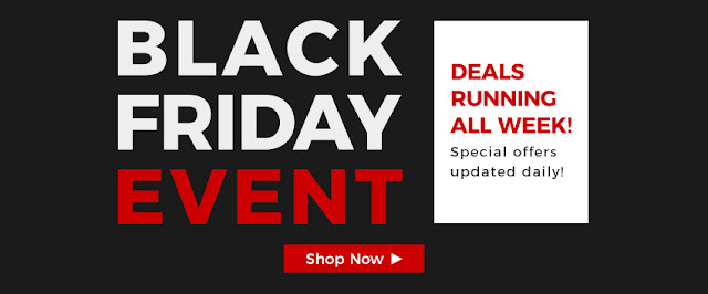 Early Black Friday Camera Deals 2017