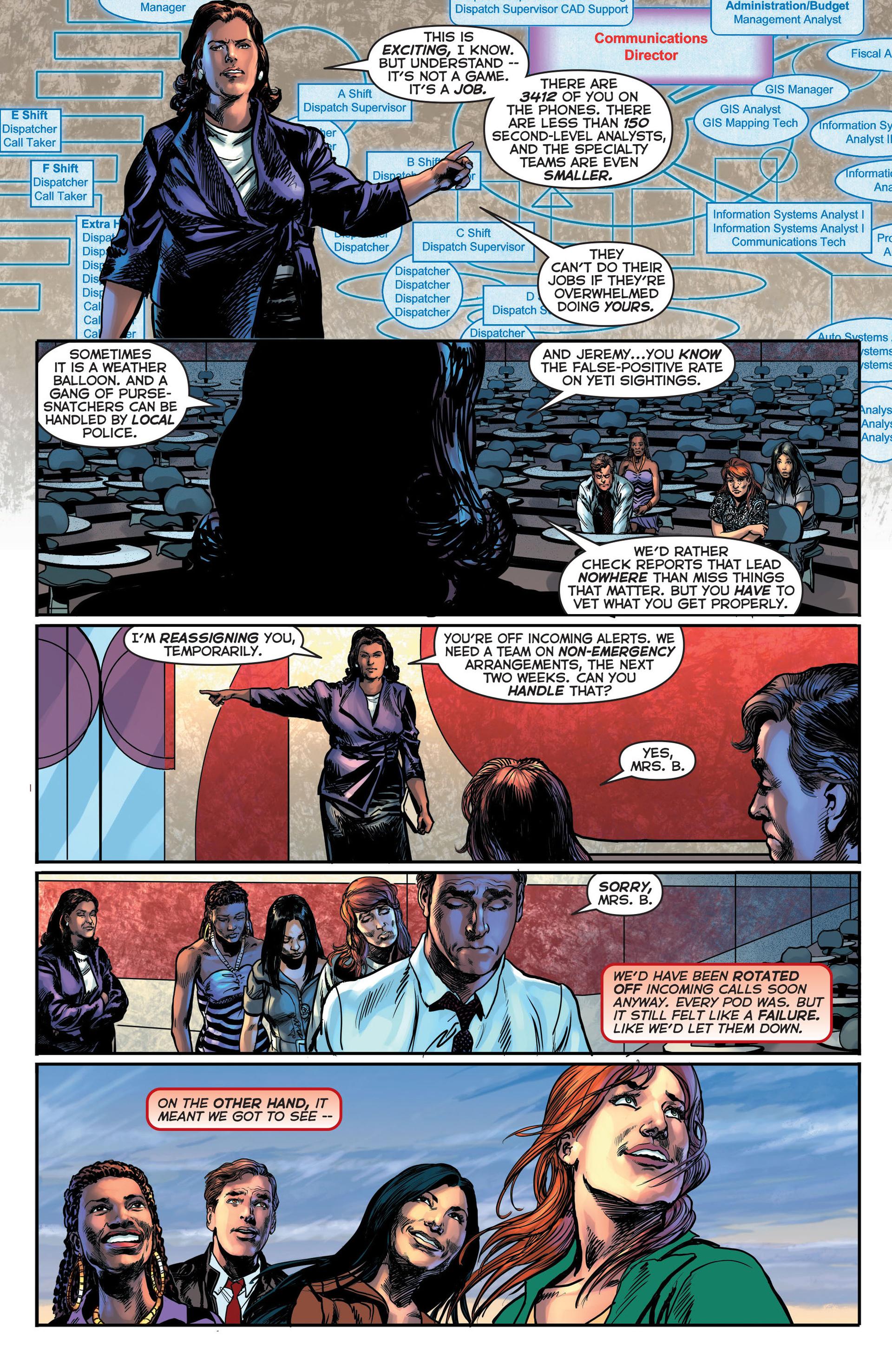 Read online Astro City comic -  Issue #2 - 13