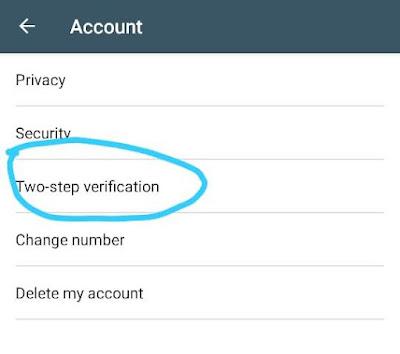 Amankan Akun WhatsApp dengan Verifikasi
