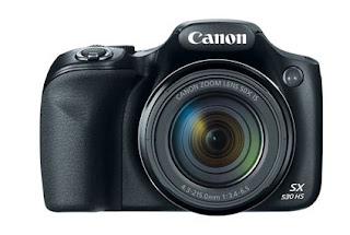 Canon Powershot SX 530 HS